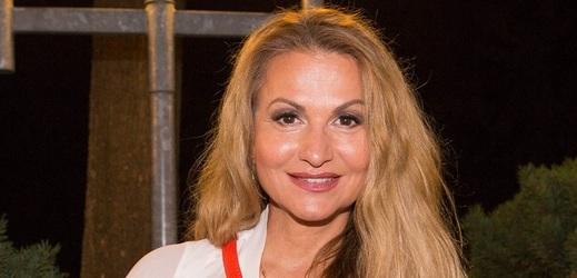 Yvetta Blanarovičová předvedla, že si umí užít volno i bez svých blízkých.