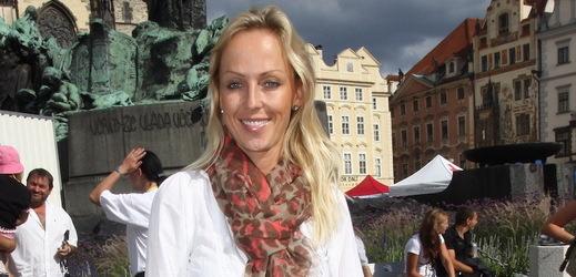 Zuzana Belohorcová.