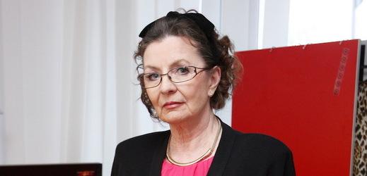 Evelyna Steimarová.