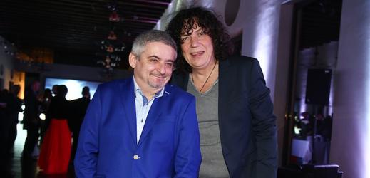 Michal Suchánek a Richard Genzer.