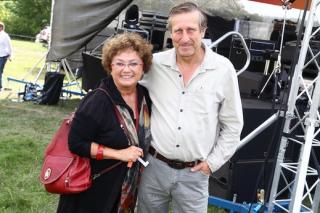 Jana Boušková a Václav Vydra.