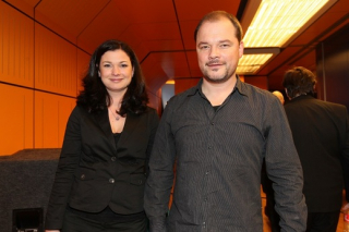 Martina a Martin Preissovi.