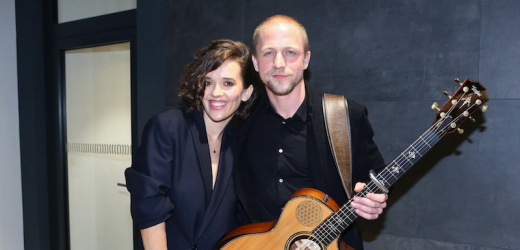 Tamara a Tomáš Klusovi.