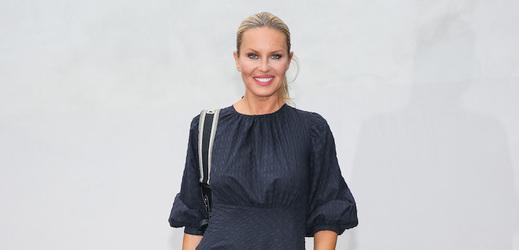 Simona Krainová letos vynechala filmový festival.
