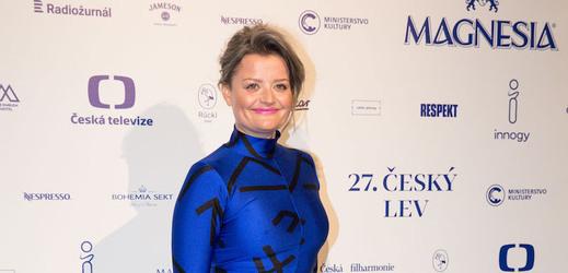 Erika Stárková se brzy stane maminkou.
